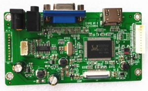 VGA/HDMI转EDP屏转换板